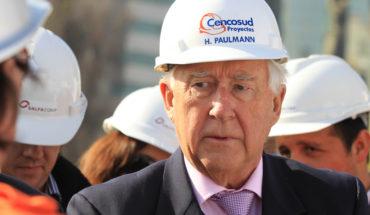 """Horst Paulmann y su negativa a la reapertura de malls: """"Hay que ver que no reine el tema económico"""""""