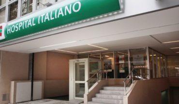 Hospital Italiano: un médico negó que el 40% del personal esté infectado