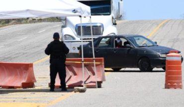 Incomoda a conductores el cierre de acceso por Cerritos en Mazatlán