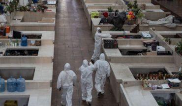 Informan que Ayuntamiento de Morelia realizó limpieza en el Mercado Nicolás Bravo