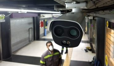 Instalan cámaras térmicas en el subte para detectar personas con fiebre