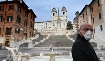 Italia extiende la cuarentena hasta el 3 de mayo