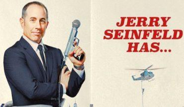 Jerry Seinfeld vuelve al stand up después de 20 años con un especial para Netflix