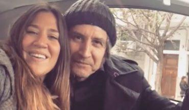"""Jimena Barón recordó a su padre con un emotivo video: """"Este fue tu regalo más preciado"""""""