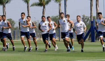 """Jorge Ameal y los sueldos en Boca: """"Vamos a charlar con nuestros jugadores"""""""