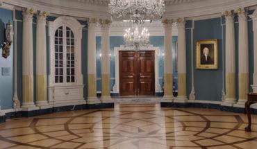 Joseph S. Nye y los dilemas morales de la política exterior de EEUU. Antesala de The Treaty Room (la Sala de los Tratados) en la Casa Blanca. Foto: U.S. Department of State (Dominio público). Blog Elcano