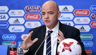 La FIFA apoyará económicamente a las federaciones con 150 millones de dólares
