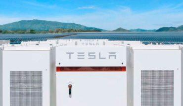 La batería de litio más grande del mundo es de Tesla y con su potencia podría abastecer a 78.000 casas