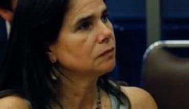 """La mano de Larroulet: Ximena Ossandón asegura que """"está todo orquestado"""" contra el plebiscito y apunta al jefe del Segundo Piso"""