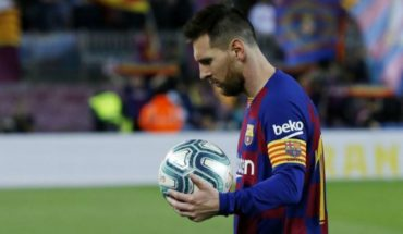 La tierna imagen de la familia Messi por las Pascuas en plena cuarentena