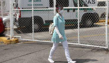 Lanzan piedra a enfermera en Michoacán y la acusan de propagar el virus