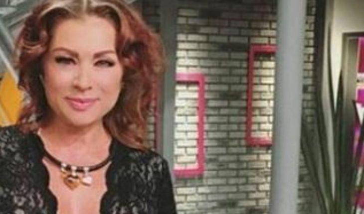 Leticia Calderón sufre tremenda quemadura en su abdomen