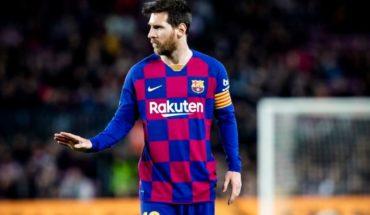 """Lionel Messi le apuntó a una nueva Fake News: """"Menos mal que nadie les cree"""""""