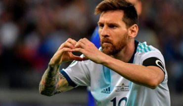 Lionel Messi le dedicó un mensaje especial a los médicos