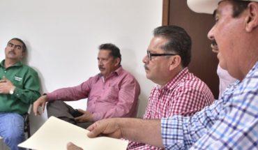 Módulo de Riego 74-1 suspende la elección de candidatos a la presidencia