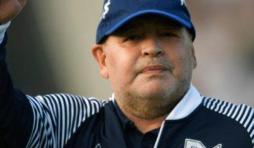 Maradona apoya la desaparición del ascenso y descenso en Argentina