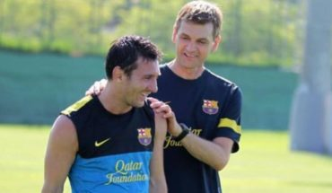 Messi publicó un emotivo recuerdo a Tito Vilanova