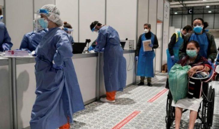 Muertes por Covid-19 se reducen por segundo día en España