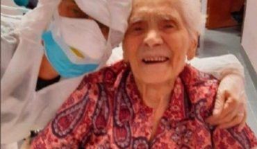 Mujer de 108 años que sobrevivió a la gripe española se cura del covid-19