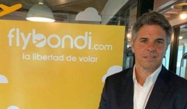 Murió el CEO de la low cost Flybondi, Sebastián Pereira