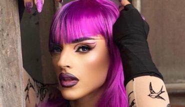 Nikka Lorach, la cantante drag queen que presentó su canción en lenguaje inclusivo
