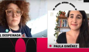 Pau Giménez y Sol Ferreyra hablan en Filo.tón sobre consentimiento y cuarentena