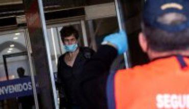 Polémica por reapertura del mall en Quilpué en medio de la pandemia