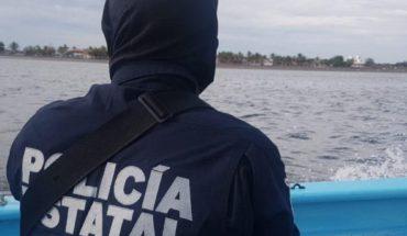 Por aire, tierra y mar, autoridades de seguridad vigilan playas para evitar aglomeraciones en Sinaloa