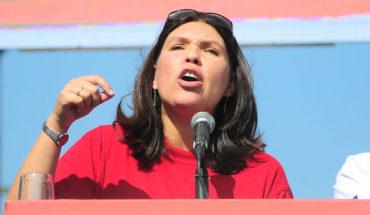 """Presidenta de la CUT ante 1 de mayo: """"No tenemos nada que celebrar"""""""
