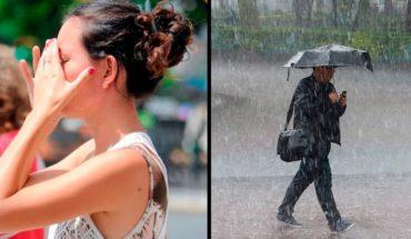 Prevén vientos fuertes con tolvaneras y lluvias en Coahuila, Nuevo León y Tamaulipas