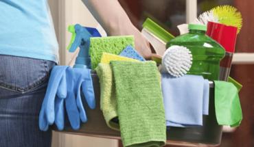 Productos recomendados para limpiar la casa y no propagar el coronavirus