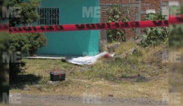 Quitaron la vida de un hombre en la población de Cuamio, Cuitzeo