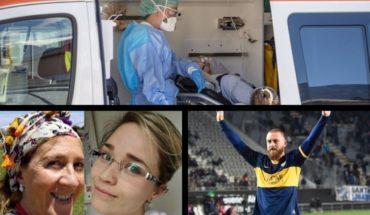 Récord de muertes en Estados Unidos, Es enfermera y le regalaron el alquiler, Sismo en San Juan, Las confesiones de De Rossi y más...
