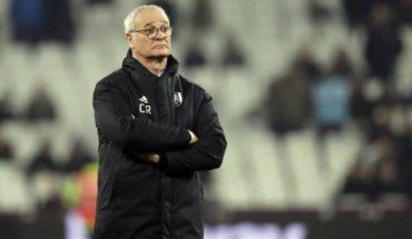 """Ranieri pide ser """"muy cuidadosos"""" con la posible reanudación del fútbol"""