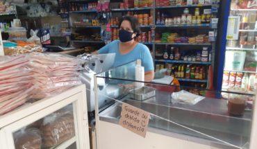 Repuntan ventas en tiendas de la esquina tras contingencia, en Morelia