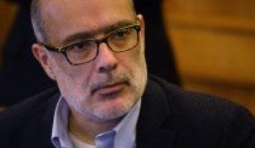 """Rodrigo Valdés pide medidas concretas para mitigar futura crisis económica: """"La gente tiene que sentir que el Estado le da una mano"""""""