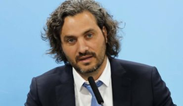 """Santiago Cafiero: """"quedó claro que el mercado no es el que te cuida, sino el Estado"""""""