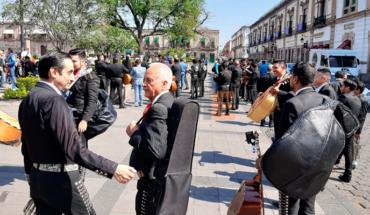 Secretaría del Ayuntamiento informa que dió atención a mariachis morelianos