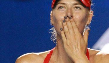 Sharapova revela su número de teléfono para hablar con sus seguidores
