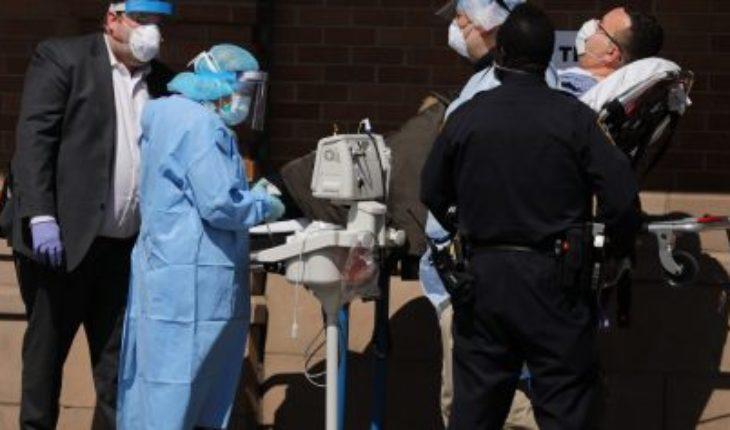 Suman 311 mexicanos muertos por COVID-19 en EU y 125 casos positivos