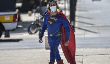 'Superhéroes' en CDMX enfrentan crisis y piden ayuda ante la pandemia