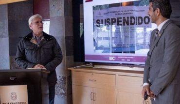 Suspenden a fábrica que se negó a vender respiradores para BC