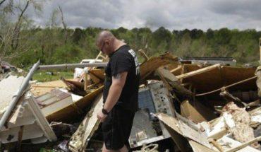 Tornados al sur de EE.UU deja más 30 muertos, en medio de la pandemia