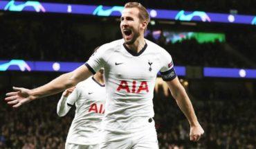 Tottenham pone millonaria cláusula por Harry Kane