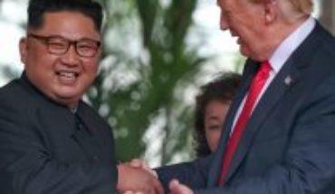 """Trump sobre los supuestos problemas de salud de Kim: """"le deseo lo mejor"""""""