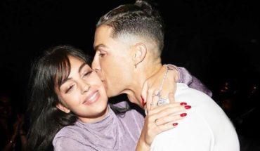 VIDEO: Cristiano y Georgina Rodríguez se lucen con entrenamiento viral