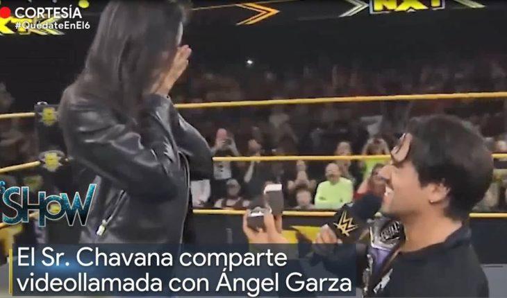 ¡Los detalles de la boda de Ángel Garza! | Es Show