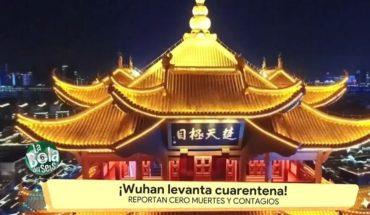 ¡Wuhan deja atrás la cuarentena! | La Bola del 6