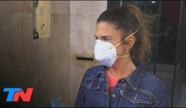 Ayudar durante la pandemia: le compra comida y medicamentos a su vecina