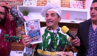 Chavana estrena recetario | Es Show